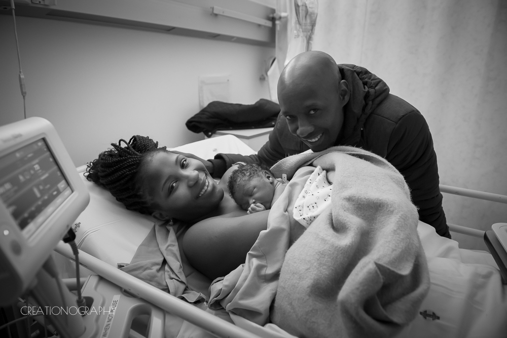 Birth photography johannesburg caesarean section photography